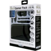 DreamGear 9 in 1 Gamer's Pack - Black