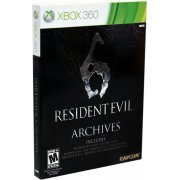 Resident Evil 6 Archives