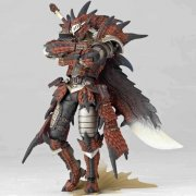 Revoltech Series No.123 - Monster Hunter : Hunter Swordsman Laeus
