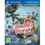 LittleBigPlanet PS Vita (Chinese & English Version)