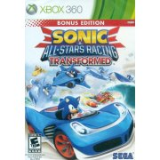 Sonic & All-Stars Racing Transformed (Bonus Edition)