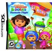 Dora & Team Umizoomi's Fantastic Flight