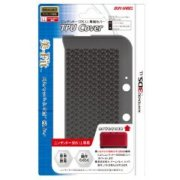 TPU Cover for 3DS LL (Clear Black)
