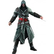 "Assassin's Creed 2 Revelations 7"" Inch Pre-Painted Action Figure: Ezio Ebony"