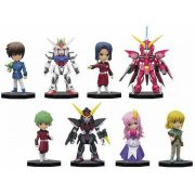 Thumbnail for Gundam SEED World Collectable Pre-Painted PVC Figure Vol.1: Cagalli Yula Athha