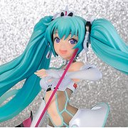 Racing Miku 1/7 Scale Pre-Painted PVC Figure: Racing Miku 2012 Ver.
