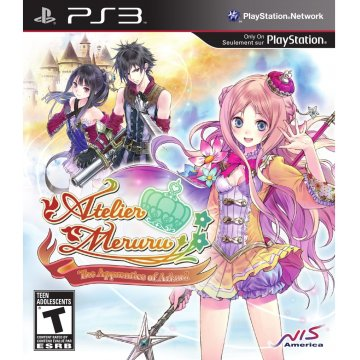 Atelier Meruru: The Apprentice of Arland - Special price: US$ 19.90 (EUR~14.89)*