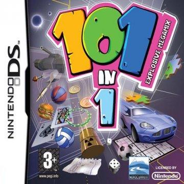101 in 1 Explosive Megamix for Nintendo DS (NDS)