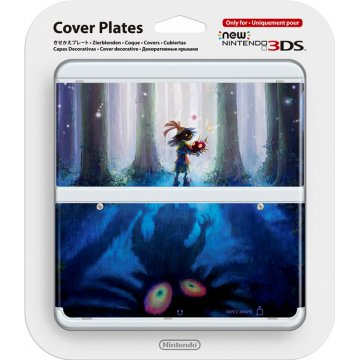 How to watch 3d youtube videos on your shiny new nintendo 3ds new nintendo 3ds cover plates no056 the legend of zelda majoras mask 3d httpbit1d72vg8 ccuart Images