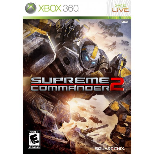Update 13 EN. Название игры Supreme Commander 2. Crack/NoDVD.