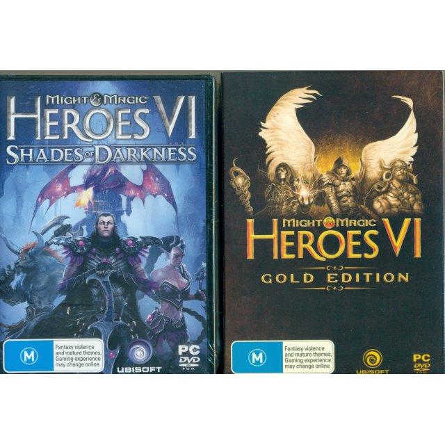 Might & Magic Heroes VI: Shades of Darkness + Might & Magic Heroes VI