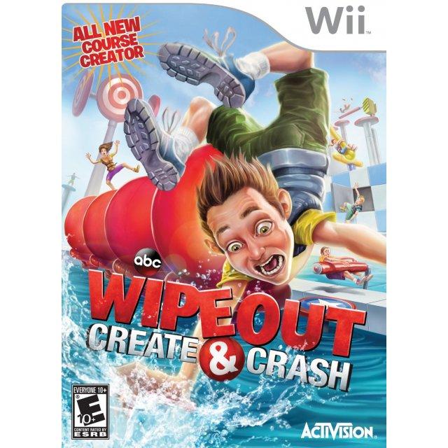 wipeout create crash 324257.1 Wipeout: Create & Crash