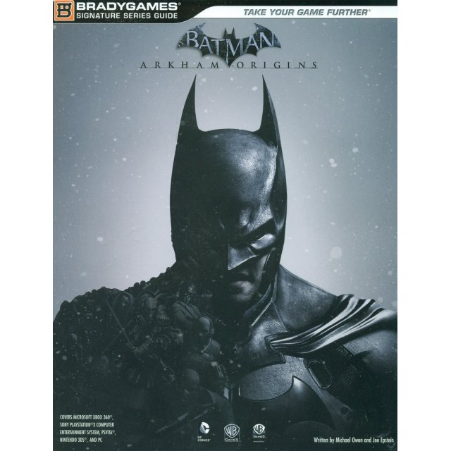 batman arkham city ps3 guide pdf