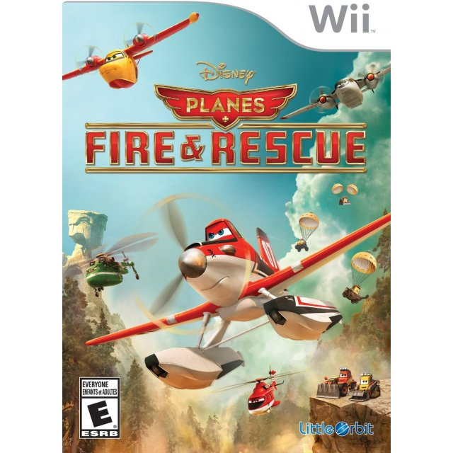 disney planes fire rescue 359729.9 Disney Planes: Fire & Rescue