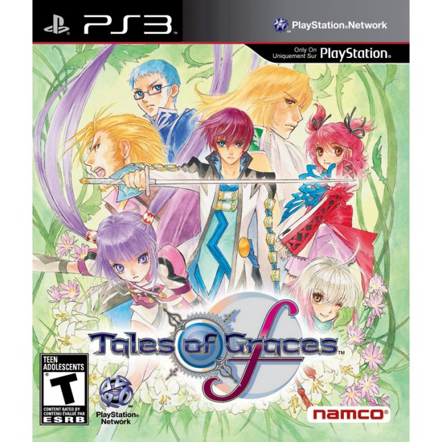 Tales of Graaces F PlayStation 3 Sale